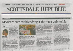 Scottsdale Republic OpEd