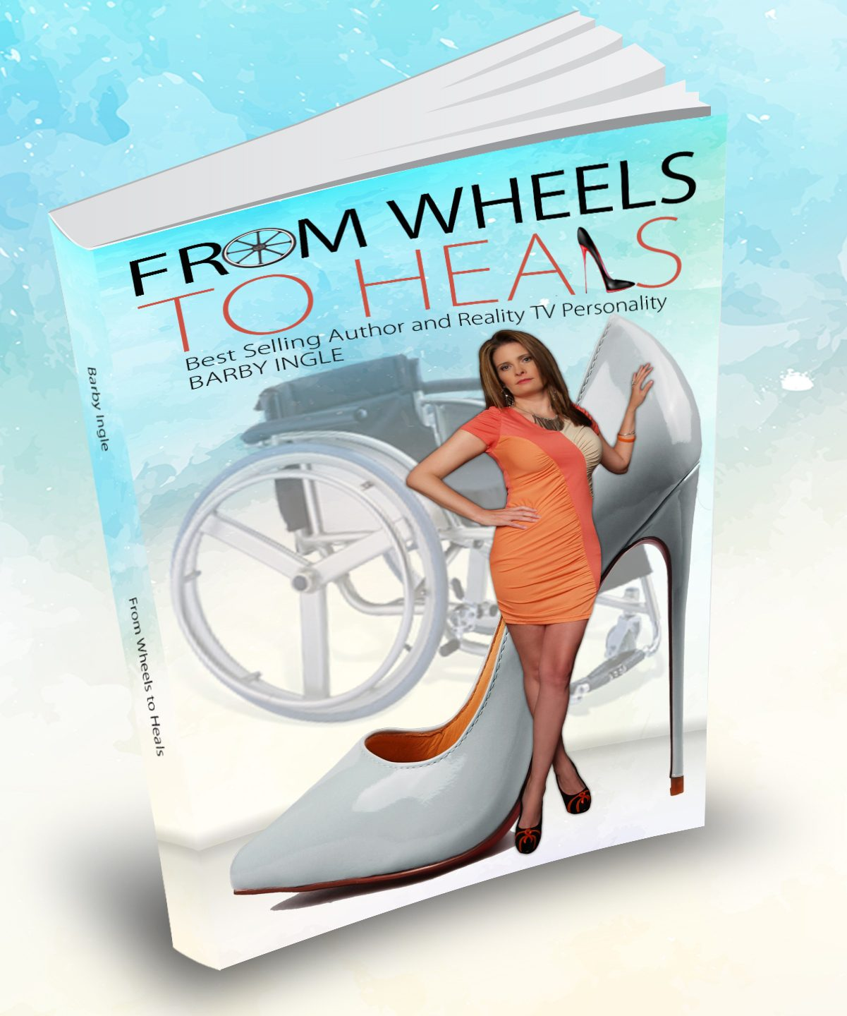 FROM WHEELS TO HEALS book