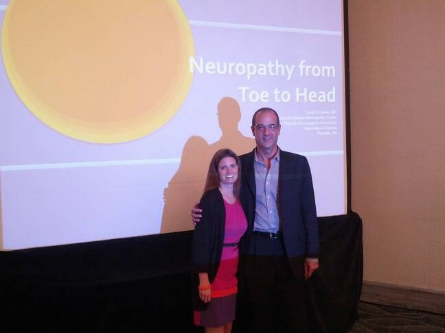 Neuropathy from Toe to Head