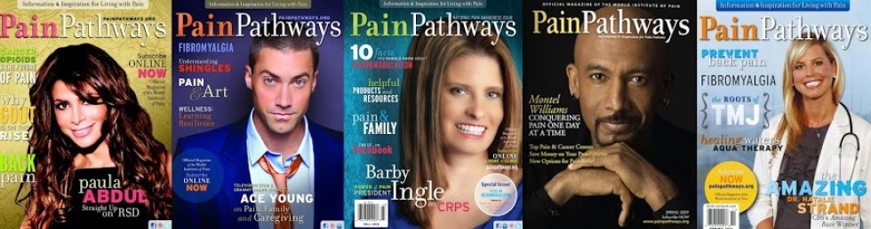 Barby Ingle on cover of Pain Pathways
